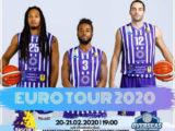 SCM TIMISOARA basketball team